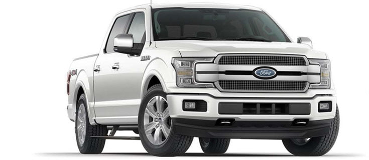 ford f150 lobo platinum 4x4 pickup