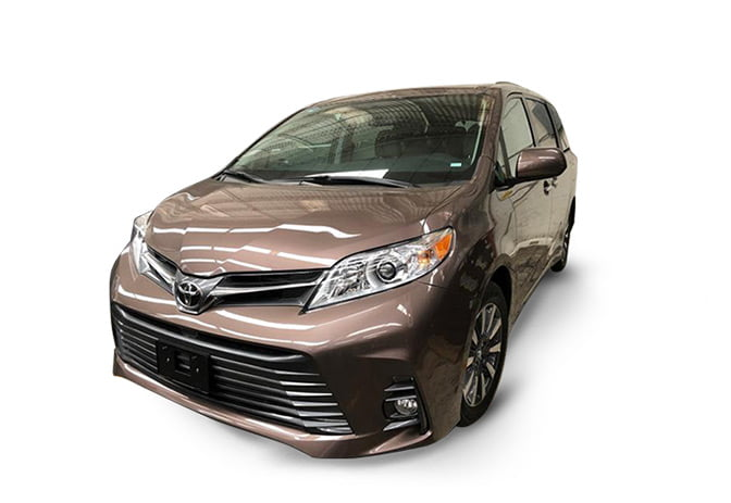 Minivan Toyota XLE