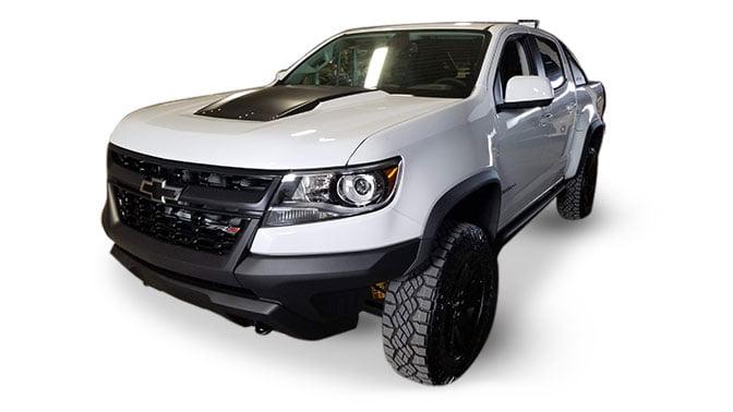 Chevrolet Colorado pickup 2019