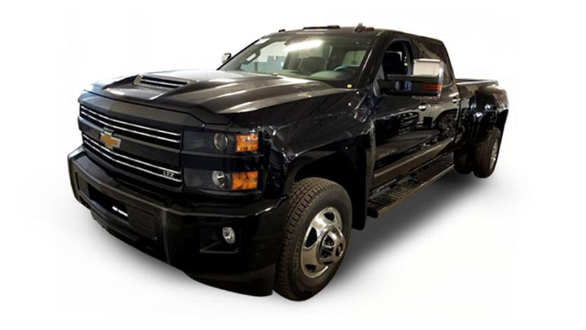 Chevrolet-SIilverado-3500 Autiglobaltrade