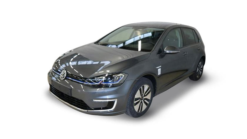 Volkswagen E Golf indium grey electric