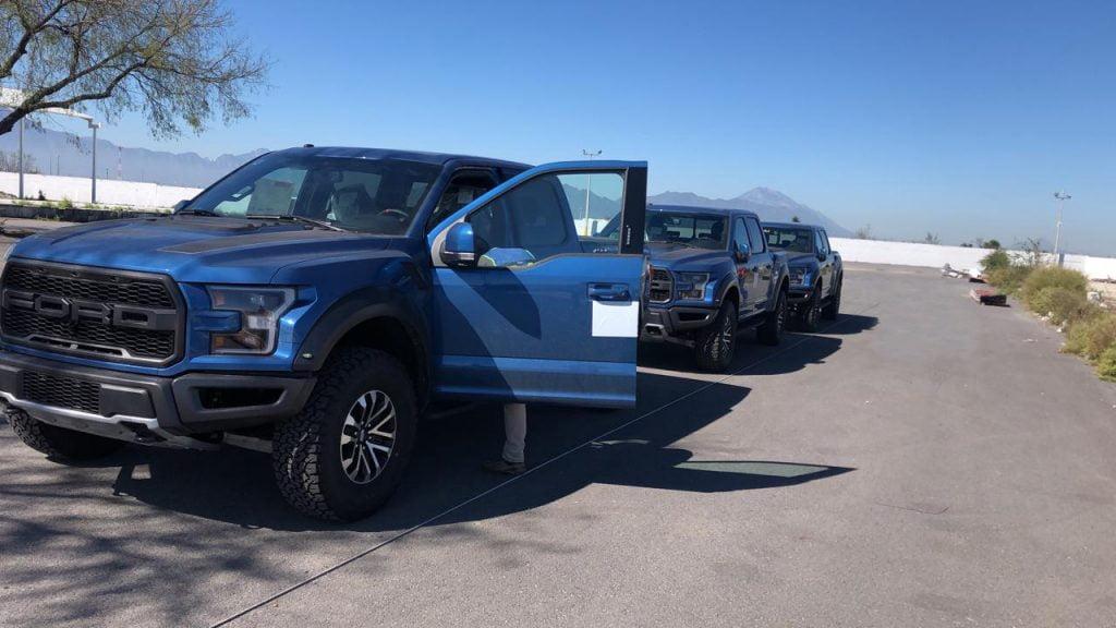 2019 american pickup ford lobo raptor import export