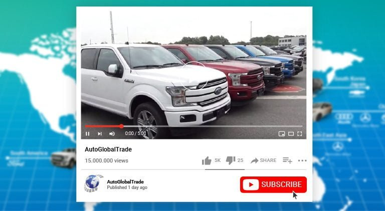 AutoGlobalTrade on Youtube